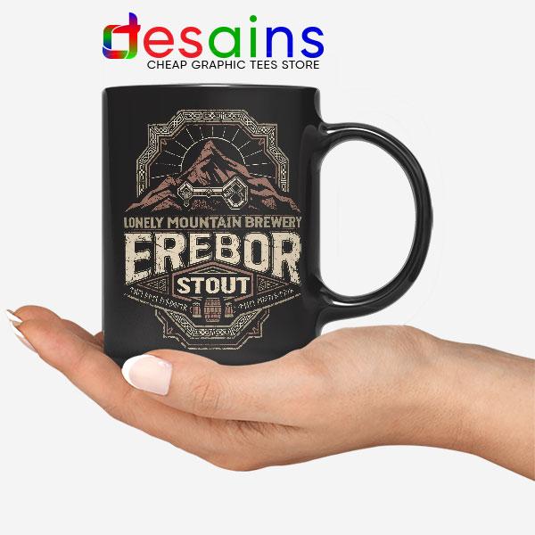 Buy Lonely Mountain Hobbit Mug Erebor Thror