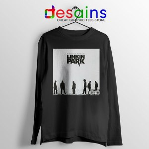 Minutes to Midnight Cover Art Long Sleeve Tee Linkin Park