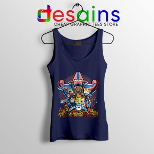 The Splat Suicide Squad Navy Tank Top Nicksplat ShowsThe Splat Suicide Squad Navy Tank Top Nicksplat Shows