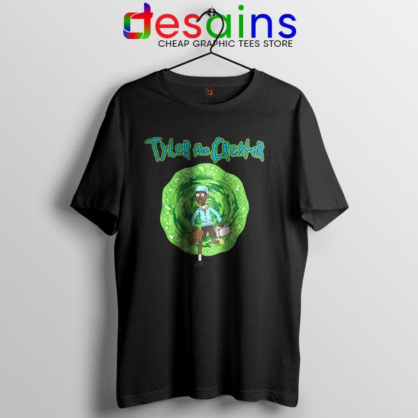 Tyler Creator Rick Morty T Shirt Rapper Cartoon