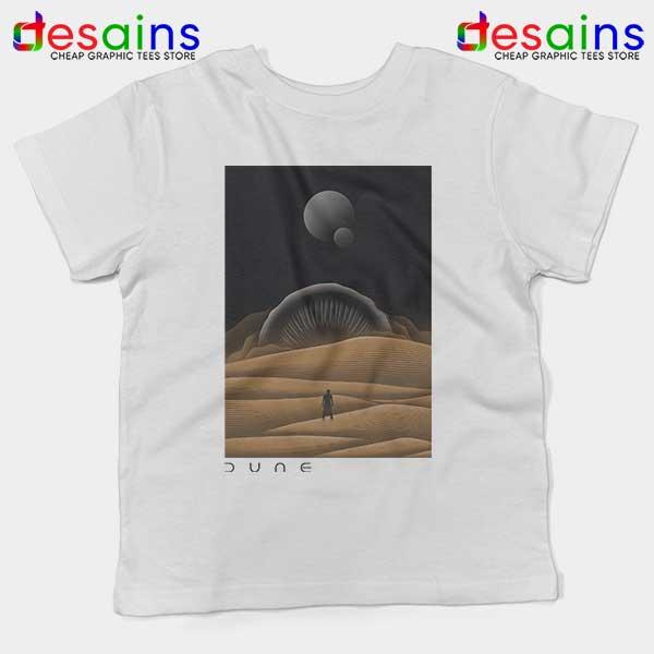 Arrakis Dune Desert Art Kids Tee Planet Deserts
