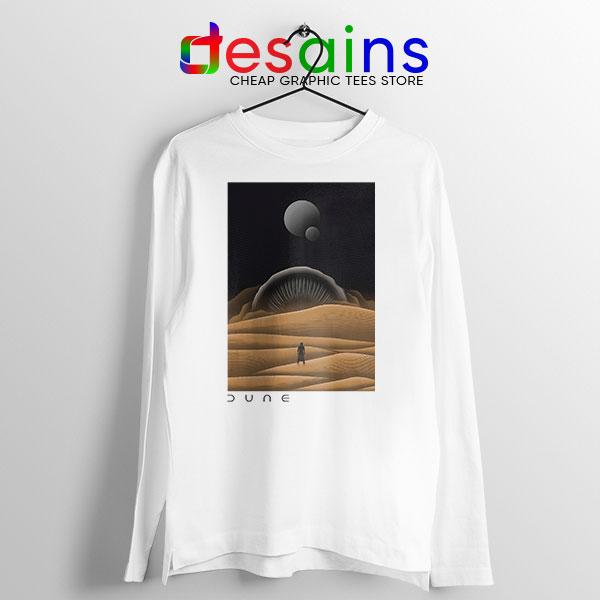 Arrakis Dune Desert Long Sleeve Tee Planet Dune