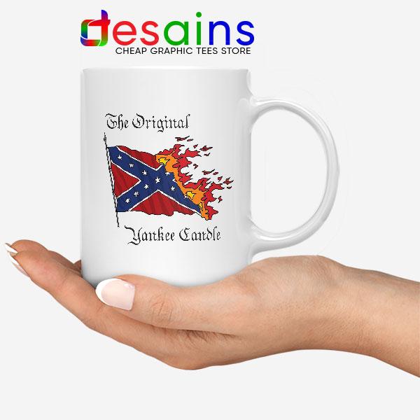 Best Original Yankee Candle Flag Mug American