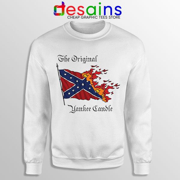 Best Original Yankee Candle Flag Sweatshirt American