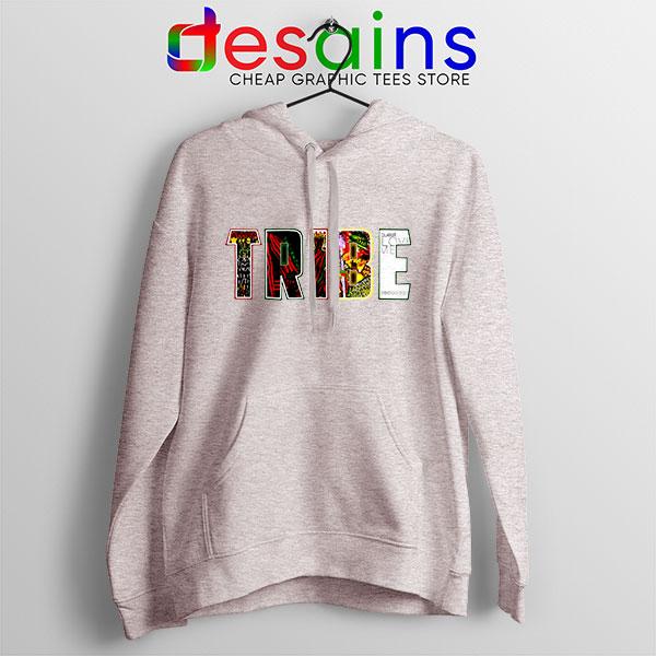 Best Tribe Called Quest Merch Sport Grey Hoodie Hip Hop