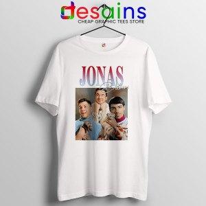 Buy Jonas Brothers Merch Retro T Shirt Jobros