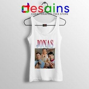 Buy Jonas Brothers Merch Retro Tank Top Jobros