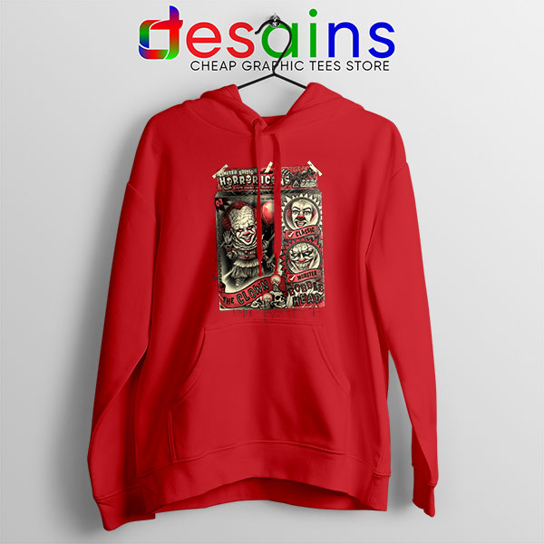 Pennywise The Clown Bobblehead Red Hoodie IT Movie