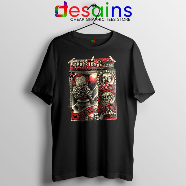 Pennywise The Clown Bobblehead T Shirt IT Movie
