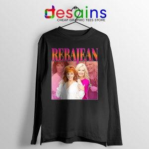 Reba McEntire Vintage Long Sleeve Tee RebaJean 90s