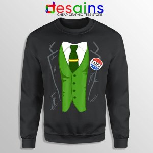 Best Loki President Suit Sweatshirt God of Mischief