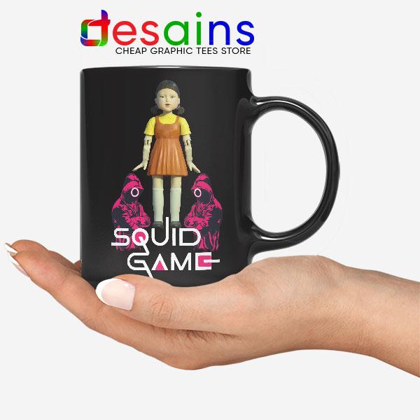 Best Squid Game Design Mug Netflix Series