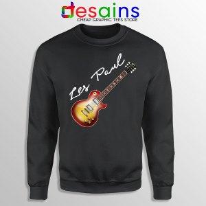 Classic Gibson Les Paul Sweatshirt Guitar Vintage