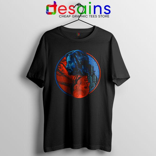 The Choice Matrix Resurrections Tshirt Keanu Reeves