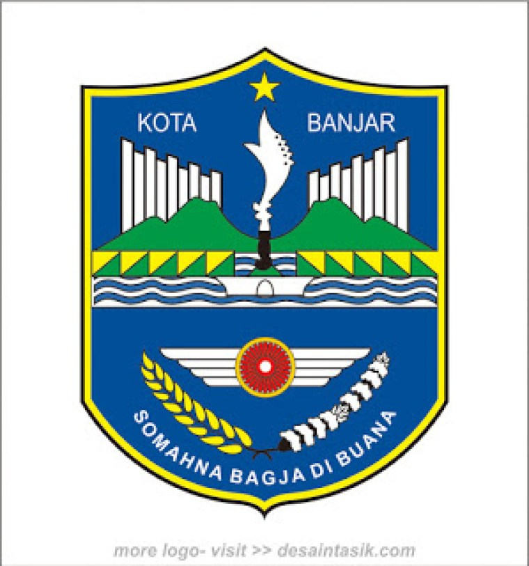 Logo Kota Banjar Jabar