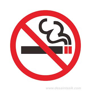 logo-No-Smoking-dilarang-merokok-desaintasik.com5D