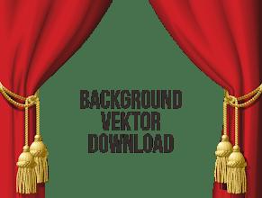 Frame, Background Vector Tirai, Layar Panggung PNG