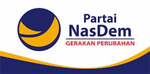 Logo Nasdem Banner