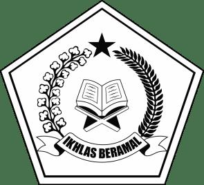 Logo Kemenag Hitam Putih