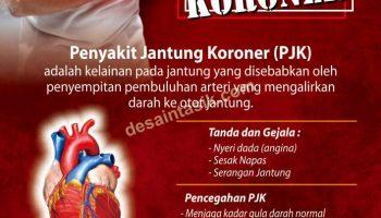 contoh-desain-poster-penyakit-jantung-koroner