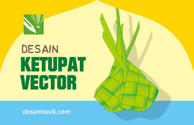 Gambar Ketupat, Kupat PNG PSD Vector Download