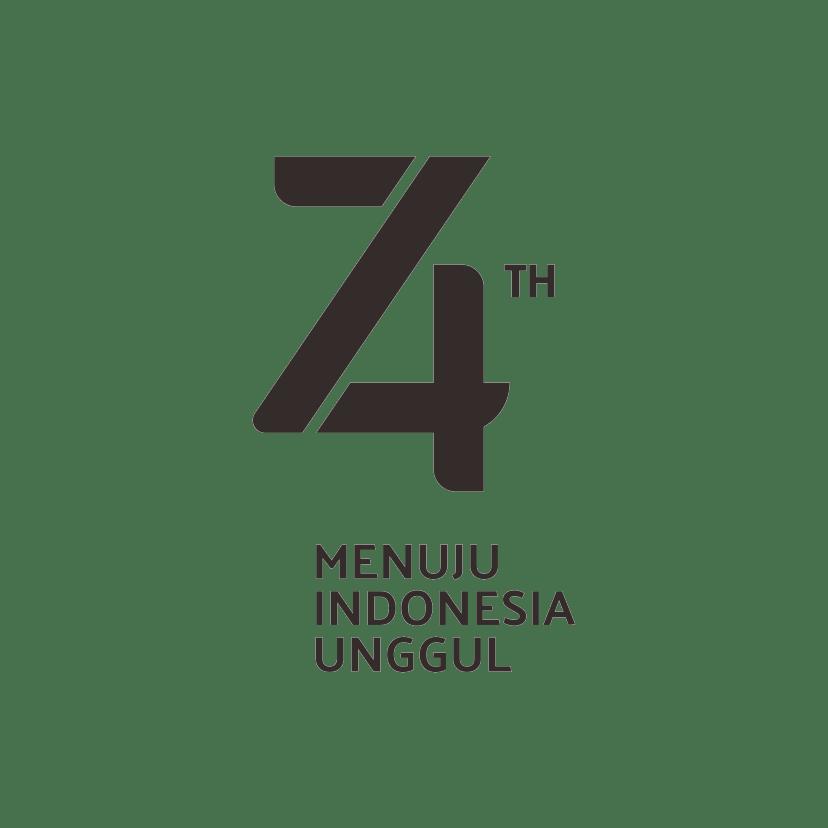 Desaintasik-Logo Resmi HUT RI Ke 74 Tahun 2019 Vector PNG PDF