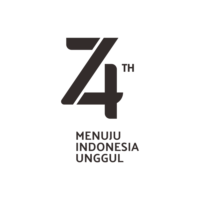 Ini Logo Resmi HUT RI Ke 74 Tahun 2019 Vector PNG PDF ...