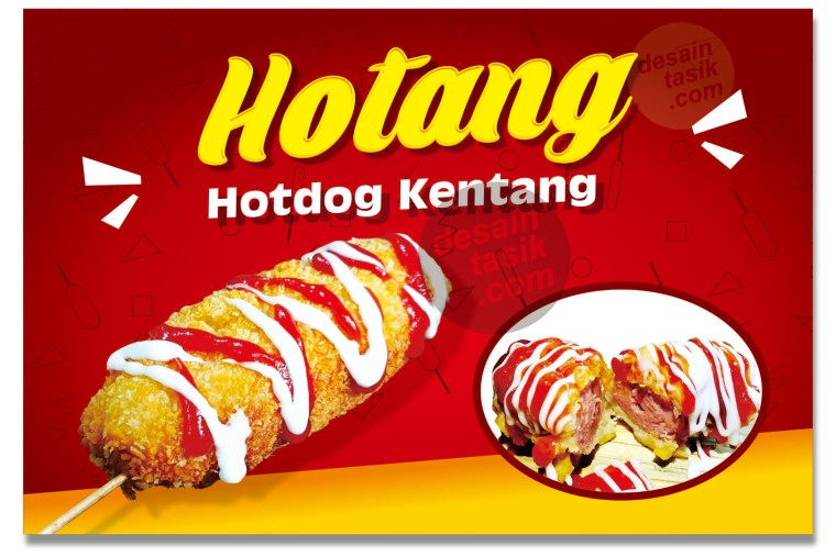 Contoh Desain Banner Spanduk Hotang Kekinian 081220890881