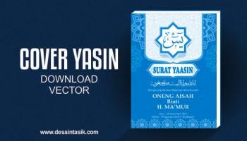 contoh desain cover sampul yasin download desaintasik
