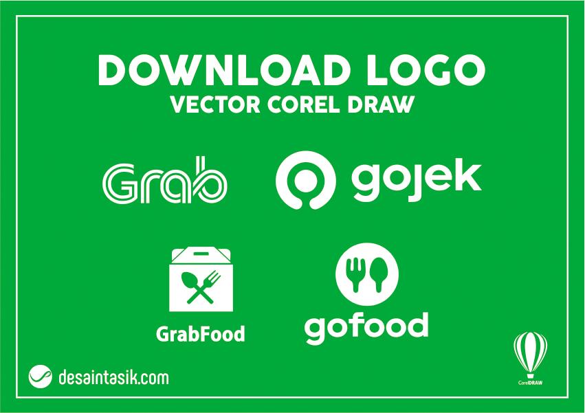 Download Logo Gojek Dan Grab Vector Cdr Png Desaintasik Com