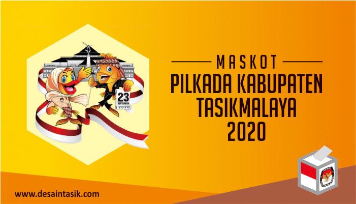 Logo Maskot Pilkada Kab Tasikmalaya 2020