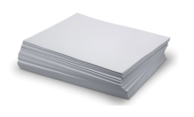bahan kertas percetakan