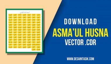 download-asmaul-husna-vector-cdr_desaintasik