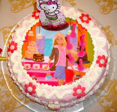 torta-di-compleanno-Barbie