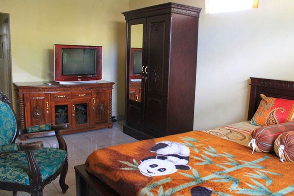 Artawati Homestay Desa Penglipuran Bangli Bali - Bedroom