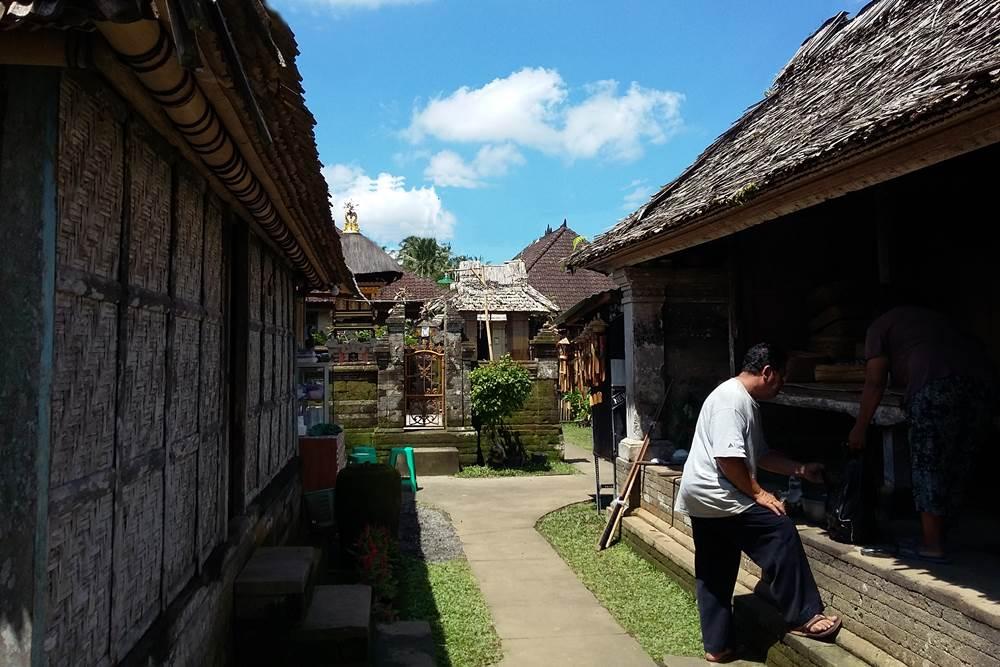 Bali Camping Desa Penglipuran - Rumah Traditional