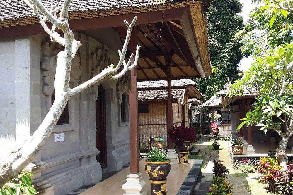 Guest House Desa Penglipuran Bangli Bali - Garden