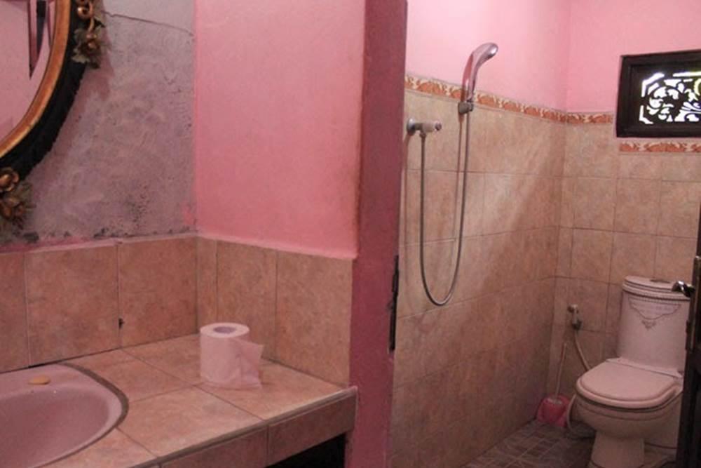 Rumiani Homestay Desa Penglipuran Bangli Bali - Bathroom
