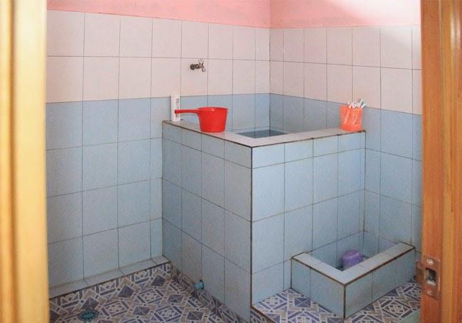 Santika Homestay Desa Penglipuran Bangli Bali - Bathroom