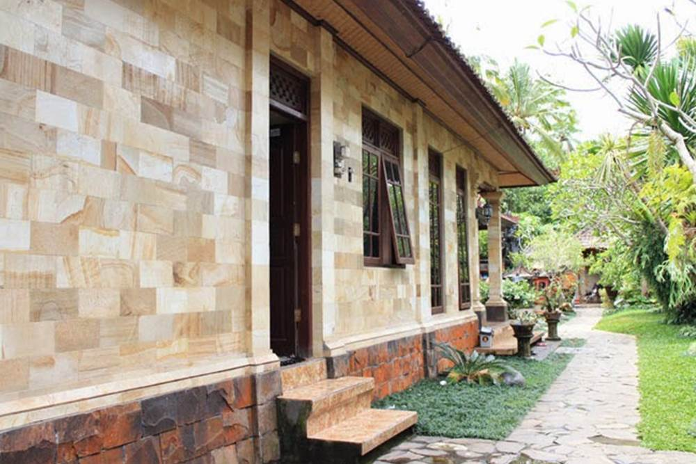 Tarik Homestay Desa Penglipuran Bangli Bali - Rumah Depan