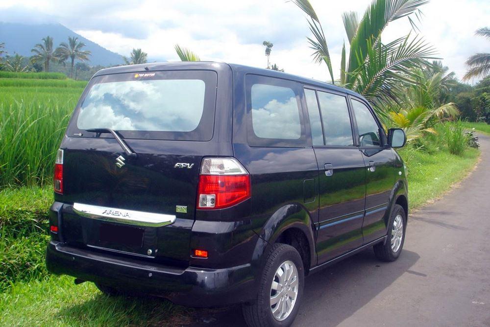 Transport Servise di Desa Penglipuran - APV 05