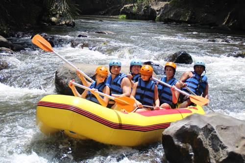 Wisata Desa Penglipuran Bali - 2D 1N Tour & Ayung Rafting LTP