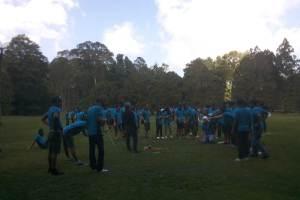 Fun Team Building di Desa Penglipuran Bali - Game