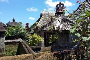 Team Building di Desa Penglipuran Bali - Rumah Unik Tradisional