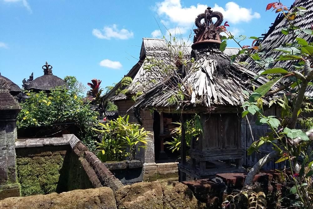 Team Building di Desa Penglipuran Bali - Rumah Unik