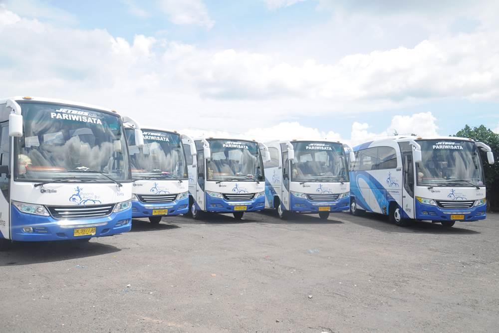 Wisata Desa Penglipuran Bali - 2D 1N Tour & Hot Spring - Bus