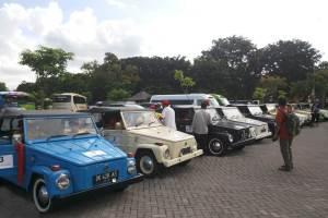 Tema Acara Gathering di Desa Penglipuran Bali - VW Safari Amazing Race