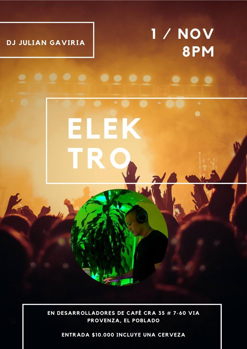 DJ Electro-funk DDC