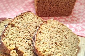 Pan integral de calabaza