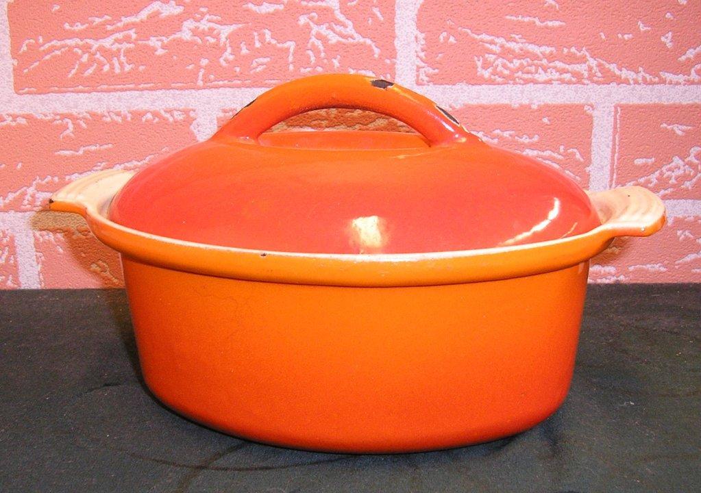 casserole amovible